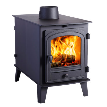 Parkray Consort 4 DS DD Multi fuel Stove