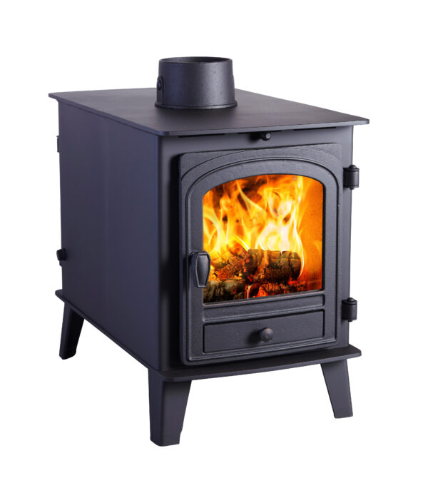 Parkray consort 4 double sided double depth wood burning only stove
