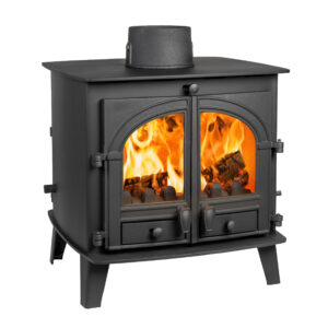 Parkray Consort 7 DS SD Wood Burning Only Stove