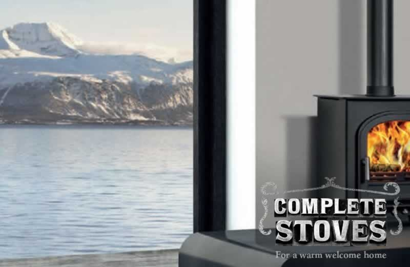 Complete stoves selling woodburning stoves and multifuel stoves at competitive prices