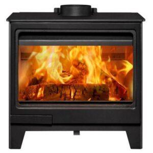 Hunter Herald Allure 7 wood burning stove