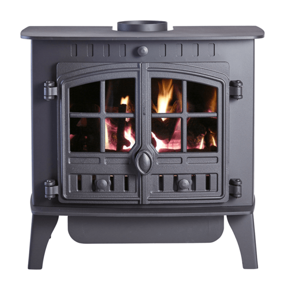 Hunter Herald 6 Gas Stove with Remote